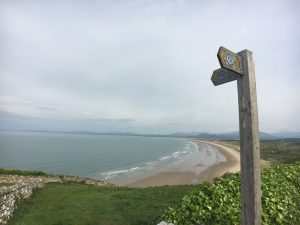 Nearby Harlech Beach (3 Miles)