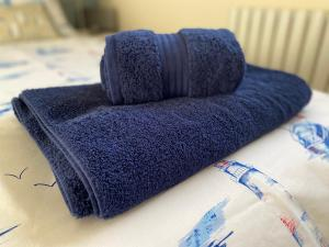Bed Linen and Towels Provided